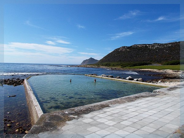 Tidal Pool at Buffels Bay, Cape Of Good Hope Nature Reserve