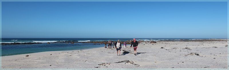hiking Cape Point
